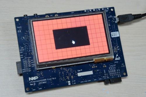 NXP新品LPCXpresso54608開發板評測