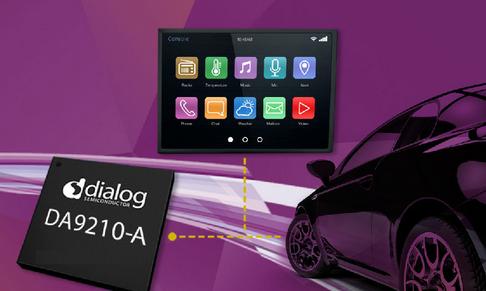 Dialog公司推出新型電源轉換器